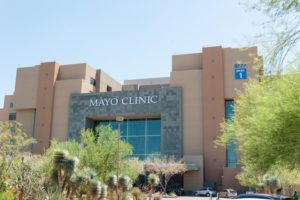 Mayo Clinic DP Electric Projects