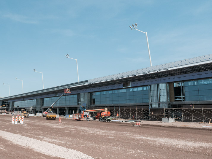 DP Electric Projects Sky Harbor International Airport Terminal 3